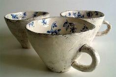 Handmade cups