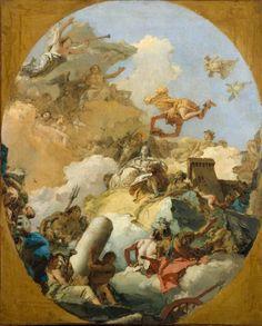 People of Color in European Art History — medievalpoc:  Giovanni Battista Tiepolo ...