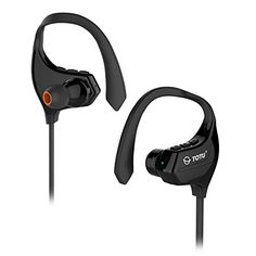 TOTU BT2 V41 Bluetooth Headphones Wireless Music Stereo Sports Headset Black -- Learn more by visiting the image link.Note:It is affiliate link to Amazon.