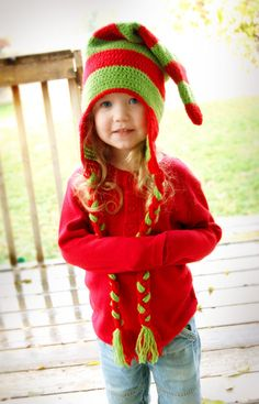 b213f002dbe 144 Best Crochet Christmas hats ☆ images
