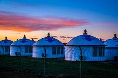 Mongolian Yurt, Canon Eos, Gazebo, Outdoor Structures, China, Viajes, Kiosk, Pavilion, Cabana