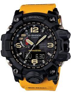 Casio G-Shock Mudmaster Triple Sensor Atomic GWG-1000-1A9 Men's Watch