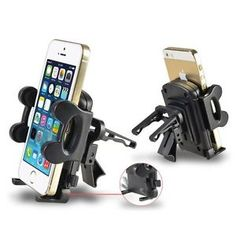 Car Air Vent Phone Holder Mount For Apple New iphone 7 5 SE 5G 5th 3 G 3GS 3rd | eBay
