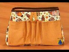 Organizador de Bolsa por Karina Morgado | Sabor de Vida - 14 de Agosto de 2012
