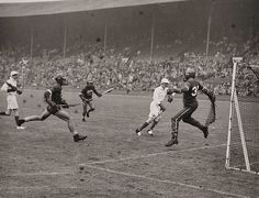 Lacrosse at the Olympics, London, 1948. Need to bring lacrosse back to the Olympics