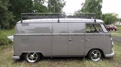 Image result for vw type 2 bay panel van interior