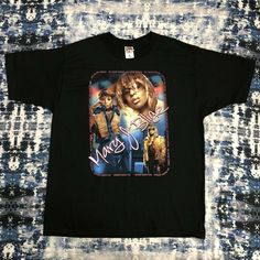 cf706bee Mary J Blige No More Drama Tour T Shirt Size XL Rap Tee Vintage - Rap