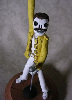 Day of the Dead Freddie Mercury