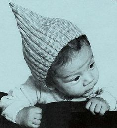 1000+ images about Pixie Hat Crochet and Knit on Pinterest Hat patterns, El...