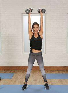 You can certainly fit this quick circuit workout into your busy life. It's only three exercises and you can decide how many reps to do. Watch the video, learn the moves, then get at it!