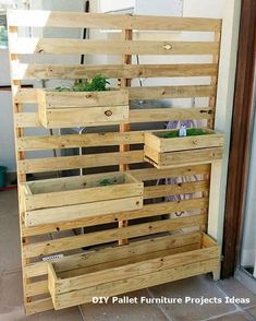 New DIY Pallet Projects and Ideas on a budget #diyprojects #diypallet #palletprojects