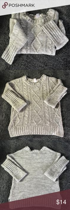 ☃️ Knitted Sweater (Holiday Collection) New W/O tags. Never worn. Perfect sweater for the holidays! Offers welcome but no trades. SO Sweaters