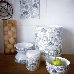 Arabia Finel, Tatti, Esteri Tomula Vintage Cups, Vintage Love, Kitchenware, Tableware, Lassi, Mid Century Style, Marimekko, Ranch Style, Kitchen Essentials