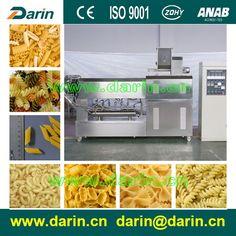 China Ce Certified Macaroni /pasta/spaghetti Machine /small Macaroni Production Line