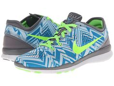 size 40 bd688 b5555 Nike free 5 0 tr fit 5 prt cool grey blue lagoon clearwater flash lime