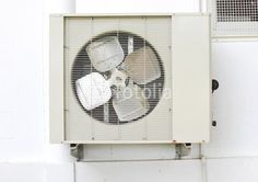 Old air condition