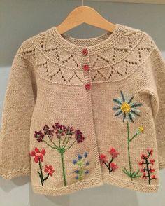 Free Knitting Patterns for Toddlers Cardigans How To Start Knitting, Knitting For Kids, Crochet For Kids, Baby Knitting Patterns, Baby Patterns, Free Knitting, Knitting Projects, Crochet Baby, Knit Crochet