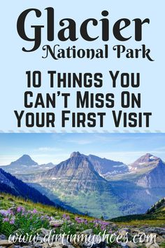 10 Things You Can't Miss On Your First Visit to Glacier 10 amazing hikes and viewpoints you can't miss in Glacier National Park — written by a former park ranger! Cairns, Glacier National Park Montana, Glacier Np, Glacier National Park Camping, West Glacier Montana, Brisbane, Yellowstone Nationalpark, Into The West, Us National Parks
