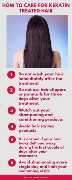 hair treatment damaged