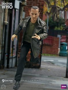 Our 9th Doctor Mr Christopher Eccleston now available for Pre-order £179.99 payment plans are available