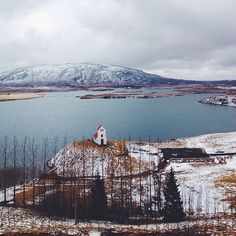 Roadtrip through Iceland.