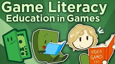Game Literacy: Games in Education - Should We Teach Game Basics? - Extra...