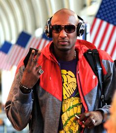 Lakers Willing to Sign Lamar Odom If He Goes to Rehab   Robert Littal Presents BlackSportsOnline