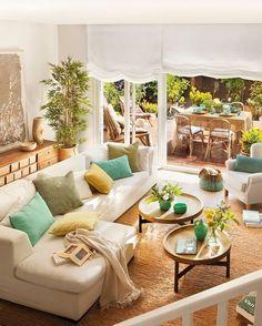 Βρήκαμε στο Pinterest τα πιο φοβερά σαλόνια - Σπίτι | Ladylike.gr