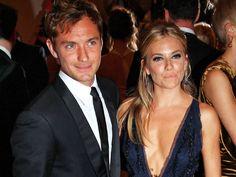 Ken & Barbie Sienna Miller et Jude Law