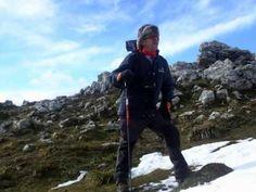 Miguel el Montañeru de Alta Montaña el Solitariu en Aramo1