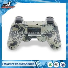 Cheap Price Camo Controller Bluetooth Wireless Game Controller Suitable For PS3 Console
