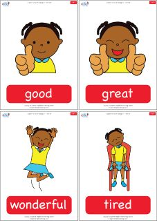"Flashcards for the Super Simple Learning song ""Hello!"" #preK #Kindergarten #ESL"