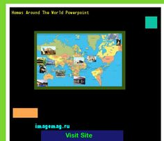 Homes Around The World Powerpoint 152805 - The Best Image Search
