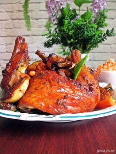 Gosia gotuje: Kurczak tandoori  Lubicie?