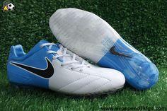 Star's favorite Nike Total90 Laser IV FG White-Royal Blue-Black Soccer Boots Shop