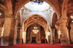 Great Mosque and Hospital of Divriği. 1228 Interior of the Mosque. Architecture Antique, Religious Architecture, Art And Architecture, Antalya, Site Archéologique, Ulsan, Heritage Center, 11th Century, Construction