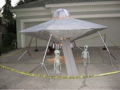 UFO Instructable