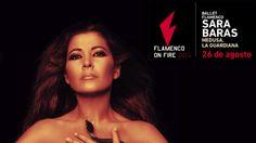 Sara Baras :: Flamenco On Fire :: Pamplona, 26 de agosto de 2014 Pamplona, Medusa, Flamenco, August 26, Jellyfish