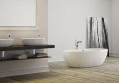 Modern Bathing