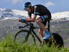 Chris Froome wins the Tour de Romandie - Prologue: Le Châble - Bruson [23/04/2013]