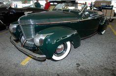1939 Graham Model 97 in green