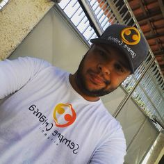 Hoje é dia de sempre ação! @projetosemprecrianca #voluntario by me