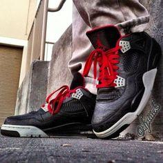 Air Jordan 4 - Mitchell Hansen