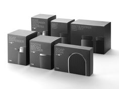 Vipp Packaging by Vipp Boxhouse