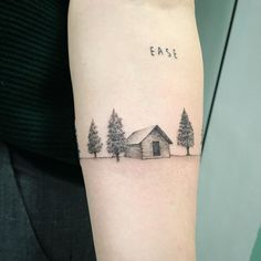 Simple and Easy Pine Tree Tattoo – Designs & Meanings - Page 22 of 60 - tracesofmybody . Tattoos For Women Half Sleeve, Tattoos For Women Small, Small Tattoos, Tattoos For Guys, Sleeve Tattoos, Tattoo Meanings, Tattoo Designs And Meanings, Tattoos With Meaning, Pine Tree Tattoo