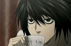 L from Deathnote, this show would have been infinitely better if L didn't die, and near and mello were never introduced.
