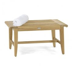 The Backless Teak Bench is made of Certified plantation grown Teak Wood. All our teak benches come with a Lifetime Warranty. Available in 3 ft., and 6 ft. Teak Outdoor Furniture, Patio Furniture Sets, Teak Shower Stool, Shower Benches, Westminster Teak, Teak Dining Table, Modern Lounge, Teak Wood, Furniture Collection