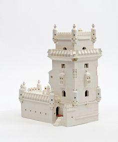 Torre de Belem (Lisbon) in LEGO   Another creation of mine f…   Flickr