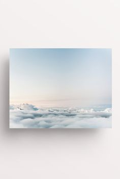 """Above the Clouds ♥ Printable Art 