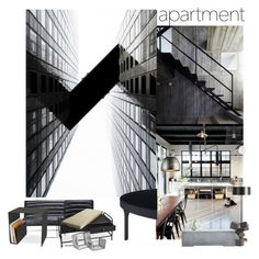 """High Rise (Top Set)"" by sue-mes on Polyvore featuring interior, interiors, interior design, home, home decor, interior decorating, Moe's Home Collection, Röshults, Ryder and Dot & Bo"